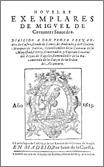 Novelas Ejemplares, de Cervantes