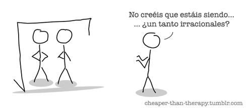 Cheaper-Irracioneles