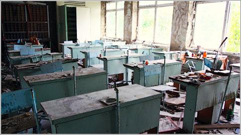 Chernobil 20 años despues