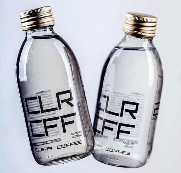 Clear coffee cafe transparente