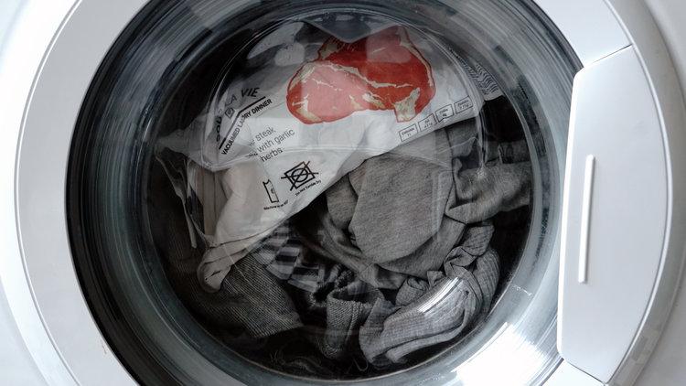 Cocinar en la lavadora 1