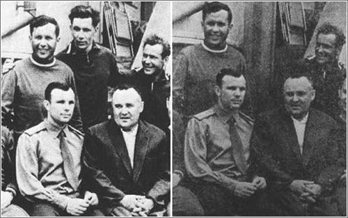 Astronautas fantasma de la URSS