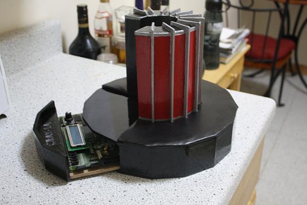 Cray-1 a escala Fenton