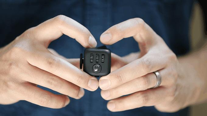 Cubi fidget kickstarter