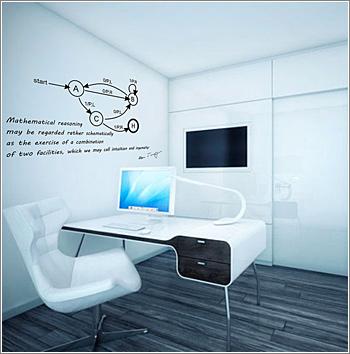 Elegantes dise os cient ficos para decorar paredes - Disenos para decorar paredes ...