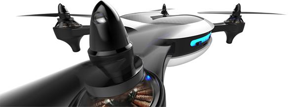 Este dron de calle alcanza los 140 km/h y graba vídeo 4K