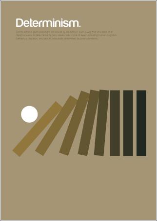 Determinismo-Poster