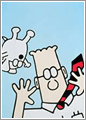 Dilbert vs. Google