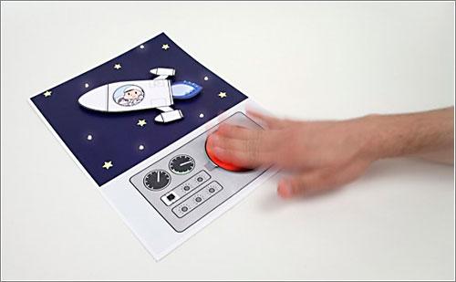 Disney-Electric-Paper