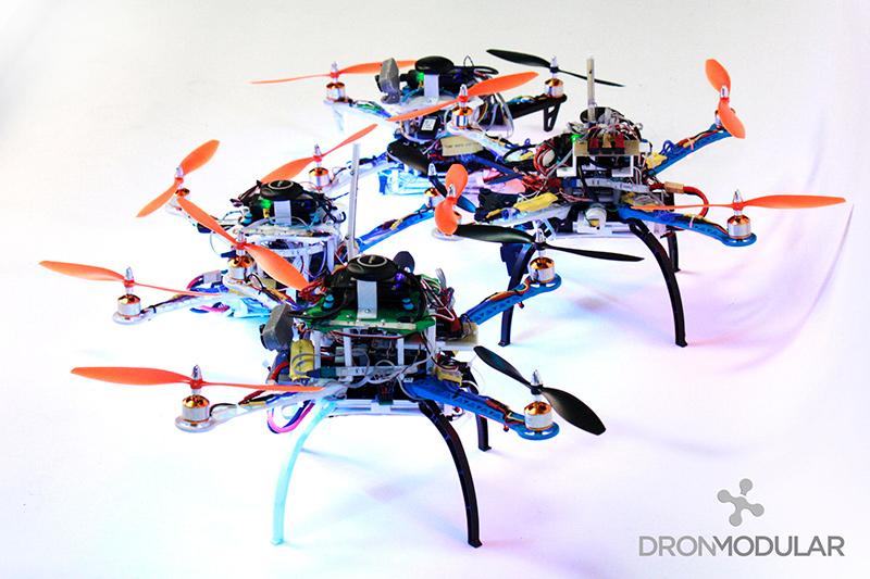 Dron modular modelos