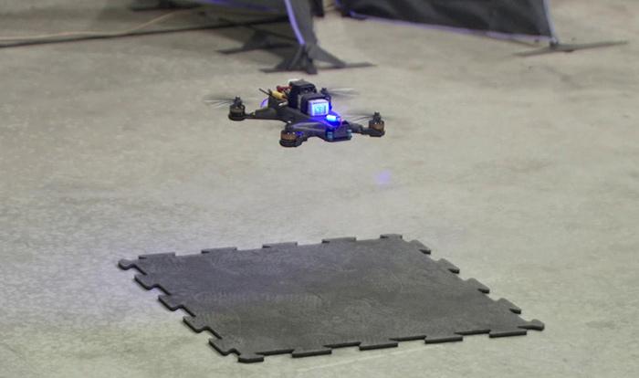Dronerace main