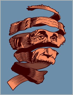 E = MC Escher