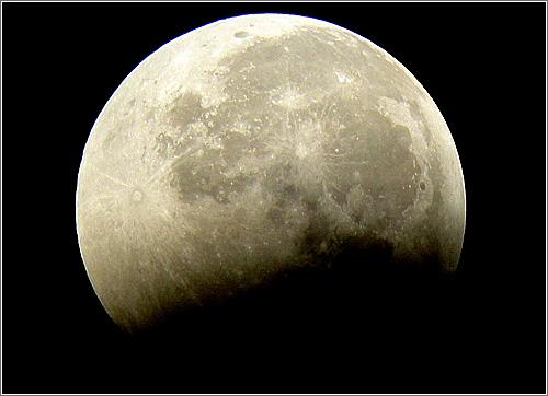 Eclipse Lunar de 2007 (CC) Peter Firminger