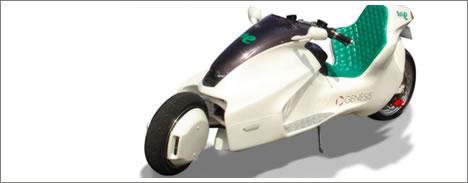 Eco-Moto-Axle