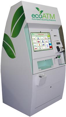 ecoATM: un «cajero automático» para gadgets