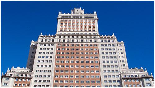 Edificio España, Foto (CC)-by Alvy @microsiervos