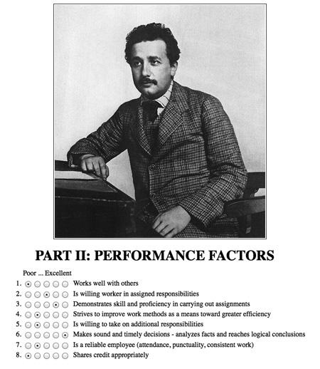 Einstein-Perf