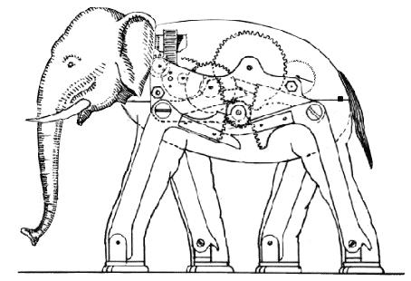 Elefante Mecánico