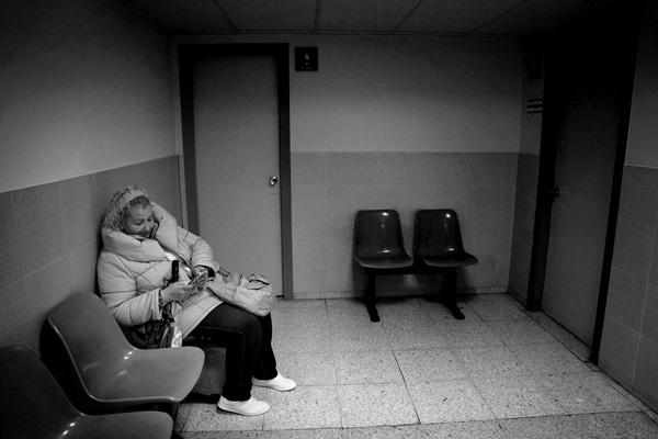Elena Bernal — reportaje fotográfico Lupus