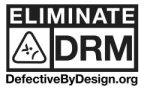 Eliminate DRM por DefectiveByDesign.org