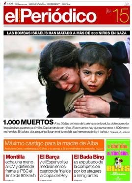 El Periodico 15 de enero