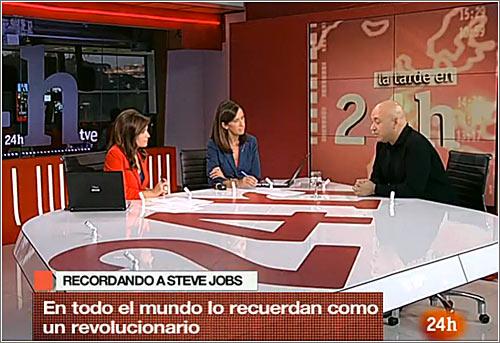 La Tarde 24H: entrevistas Alvy