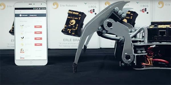 Erle-Spider-Dron-Patas