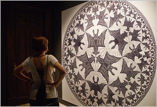 O Mundo Magico de Escher © Luiz Baltar