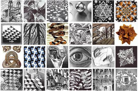 Obras de M.C. Escher