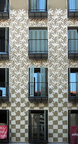 Escher, Madrid: Conde de Romanones