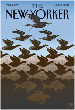 Escher-The-New-Yorker