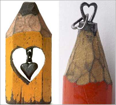 Esculturas-Lapices