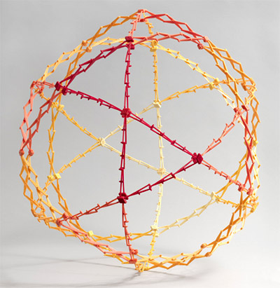 Esfera de Hoberman / MoMA