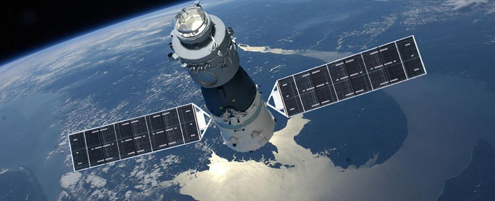 Estacion espacial tiangong 1