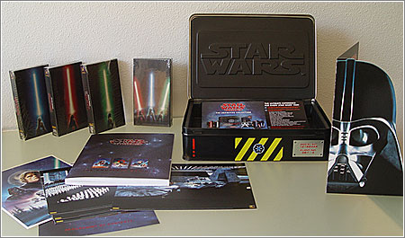 Star Wars: Executor Video Box Set / Superclass: ISD