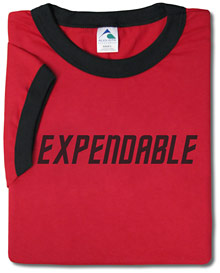 Expendable - ThinkGeek.com
