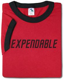 Expendable - ThinkGeek.com