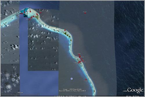 Explosiones nucleares en las Islas Marshall