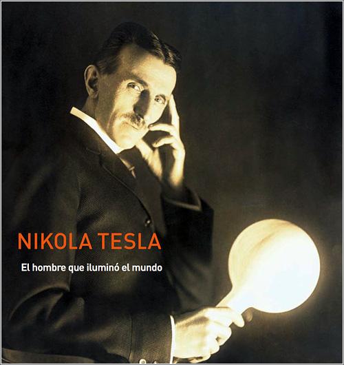 Exposicion Nikola Tesla en la ETSI, Madrid