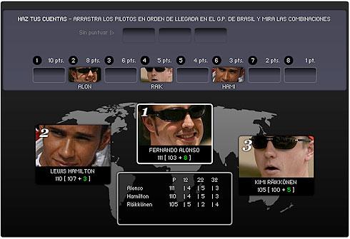 F1 Que Pasaria Si...
