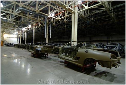 Fabrica de Longbridge
