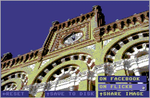 Fachada Lores C64