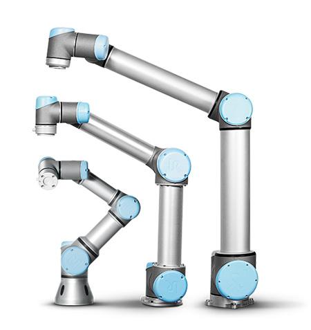 Familia de Robots colaborativos de UR