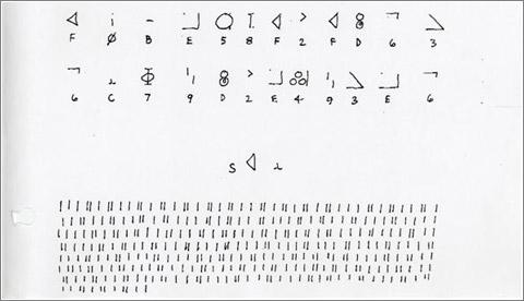 Descifrando el extraño código secreto recibido en el Fermilab