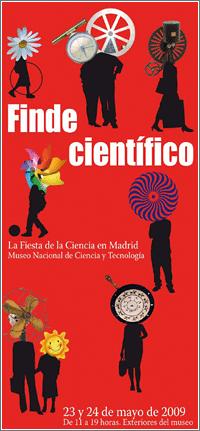 Finde Cientifico Madrid 09