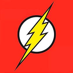 The Flash, el superhéroe más rápido del mundo
