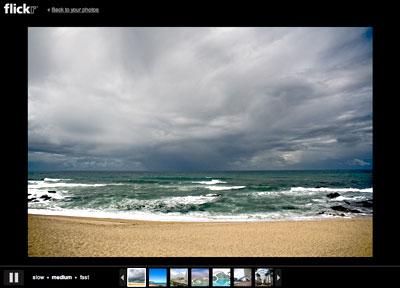 Flickr Slideshow 2007