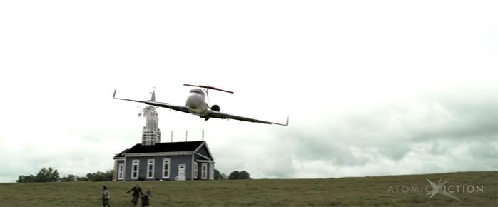 Flight atomic fiction effects
