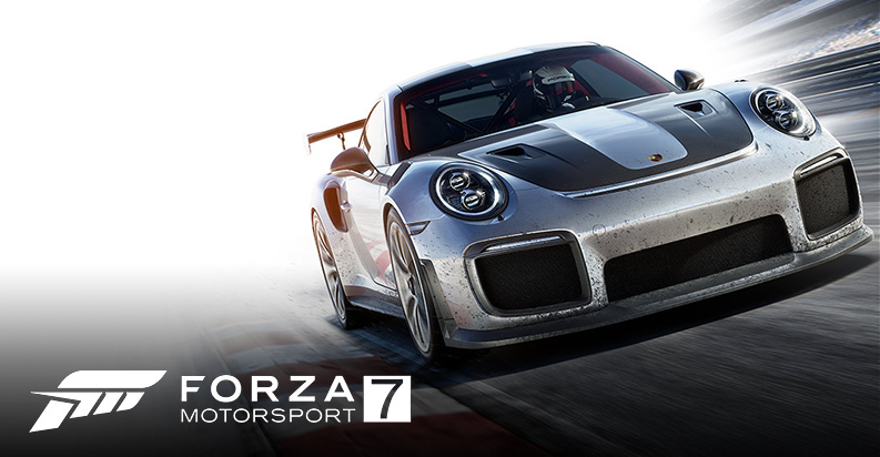 Forza motorsport 7 e3 Porsche 911 gt2 rs