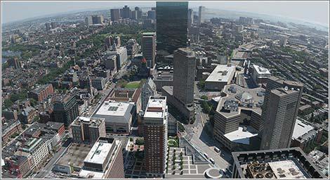 Foto Gigante de Boston, © XRez.com